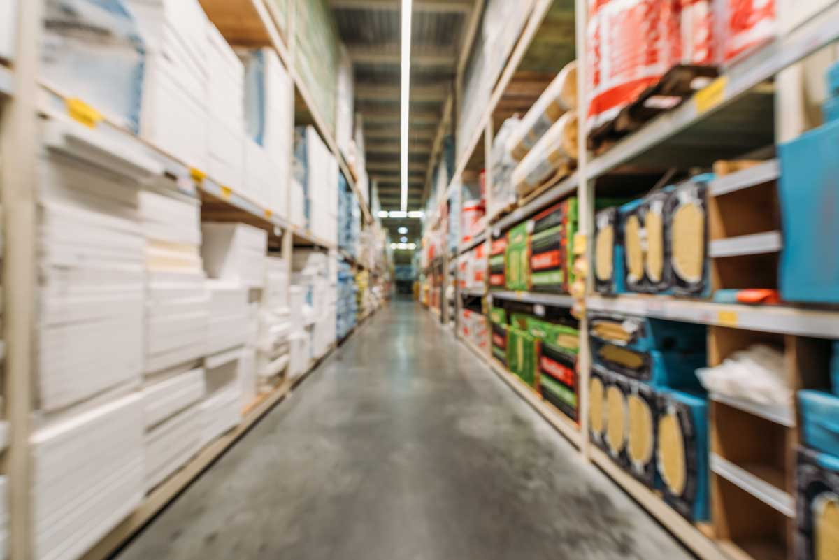 warehousing wholesale products