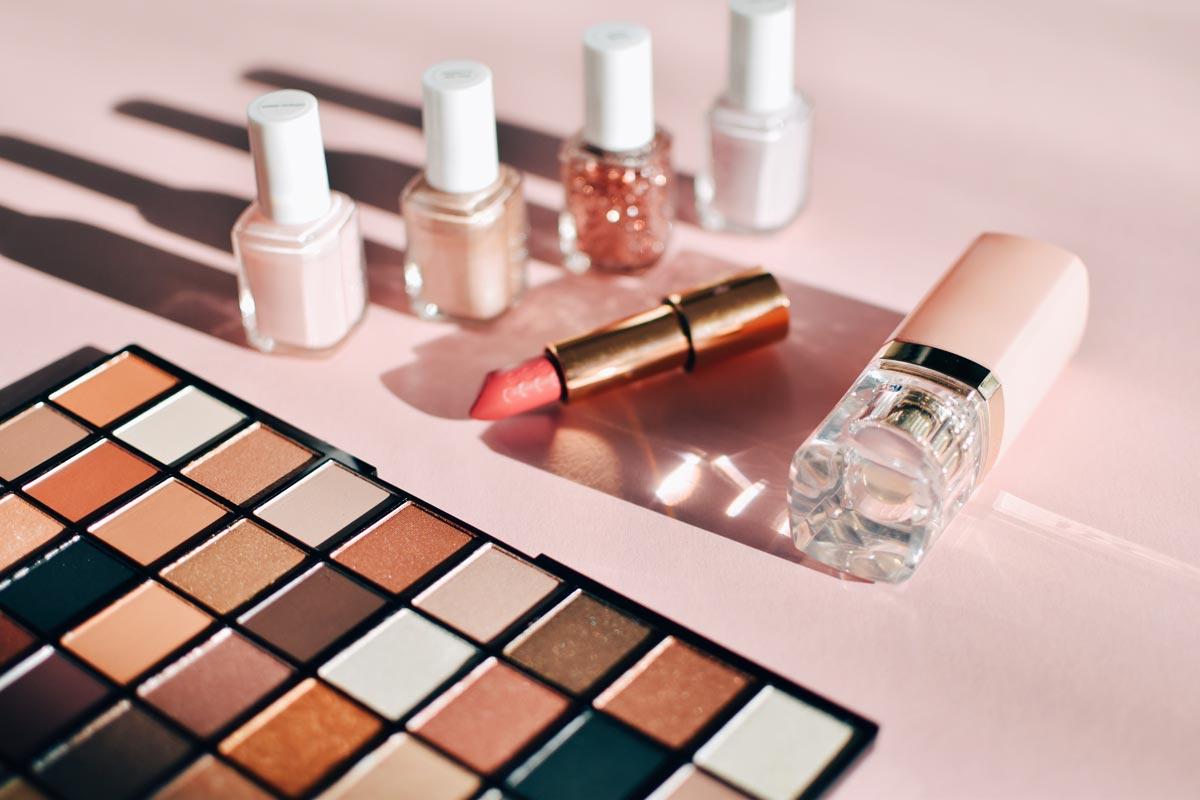 selling cosmetics
